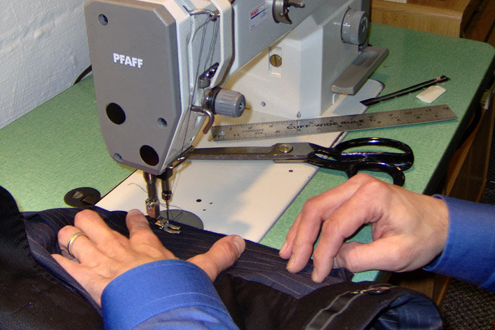Mens Clothing Alterations